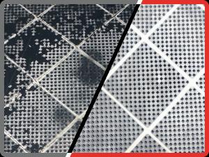 Dieselpartikelfilter-Filterkeramik