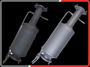 Dieselpartikelfilter-Ford