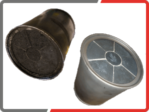Dieselpartikelfilter-LKW